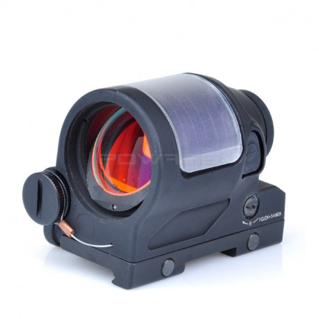AIM SRS Style Red Dot Sight (Black)