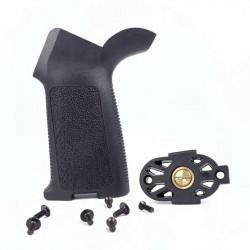ACM MOE motor grip for M4 AEG (black) -