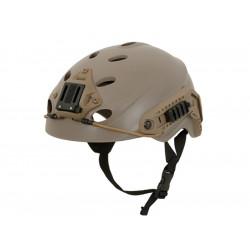 FMA Tactical Special forces Helmet - Dark Earth -