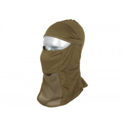 TMC Balaclava with protective mask - Coyote -