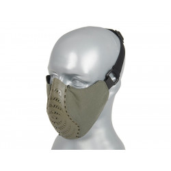 FMA Half Face Mask - Foliage Green