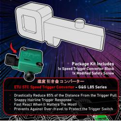 Airtech Studios Speed Trigger Converter (STC™) for G&G L85A1/ A2 -