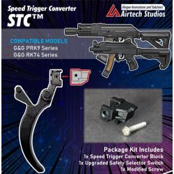 Airtech Studios Speed Trigger Converter (STC™) for G&G PRK9 & RK74 Series -