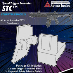 Airtech Studios Speed Trigger Converter (STC™) for Ares Amoeba EFCS -