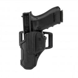 Blackhawk Holster T-Series L2C for Glock 17/22/31/35/41/47 (left hand) -