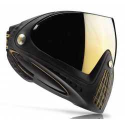 Dye i4 Goggle thermal black / Gold -