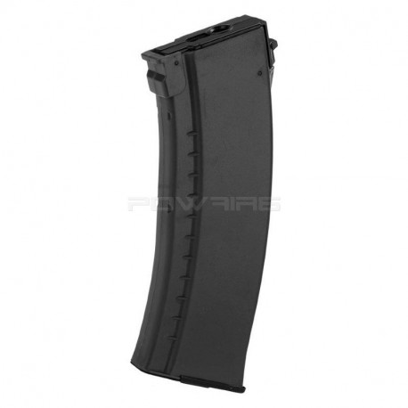 LCT 70rds AK mid-cap magazine - Black -