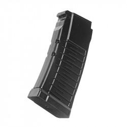LCT 100rds mid-cap magazine for VSS Vintorez - black -