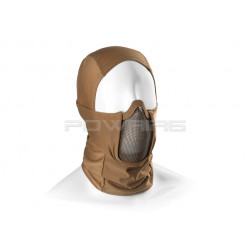 Invader Gear Mk.III Steel Half Face Mask Tan -