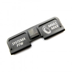 "Powair6 custom dust cover ""M4A1"" for SYSTEMA PTW M4 -"