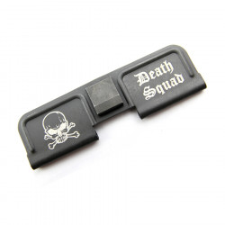 """Powair6 dust cover custom """"DEATH SQUAD"""" pour Systema PTW M4 -"""