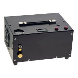 300 bars 12 volts mini electric compressor for HPA tank