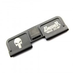"Powair6 dust cover custom ""PUNISHER"" pour Systema PTW M4"