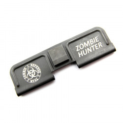 "Powair6 custom dust cover ""ZOMBIE HUNTER"" for SYSTEMA PTW M4 -"
