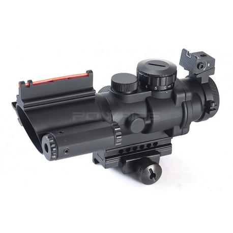 AIM Sniper LT 4X32 combo Scope -