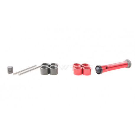 Silverback SRS Variable Mass Piston -