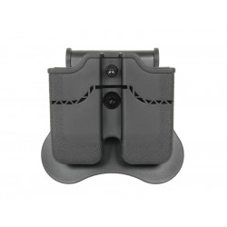Amomax double Magazine Pouch for Beretta PX4 / H&K P30 / USP / USP compact -