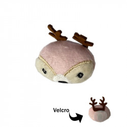 PinkiDeer Velvro Patch