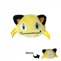 YellowFace Velvro Patch