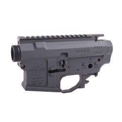 PTS Mega Arms Upper & Lower Receivers for Systema PTW -