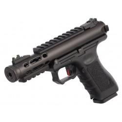 WE Galaxy GBB pistol - Black -