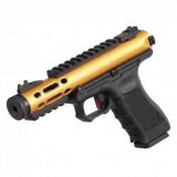 WE Galaxy GBB pistol - Gold -