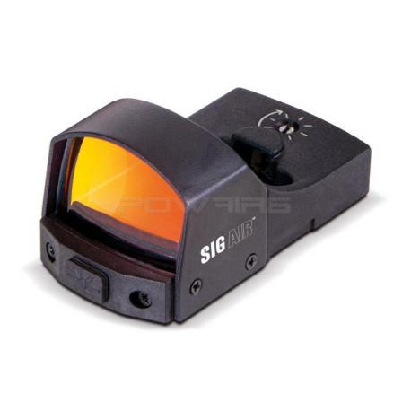 SIG SAUER 1X23 red dot for airsoft / airgun -