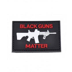 Patch Black Guns Matter -