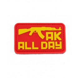 Patch AK All Day -
