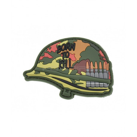 Patch Full Metal Jacket Helmet
