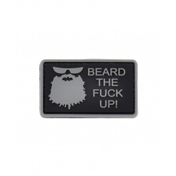 Patch Beard The Fuck Up! -
