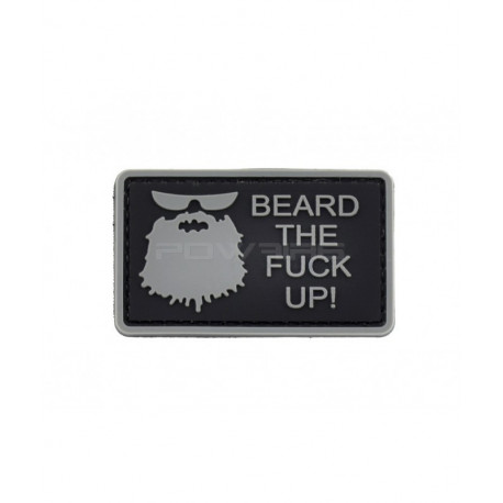 Patch Beard The Fuck Up!