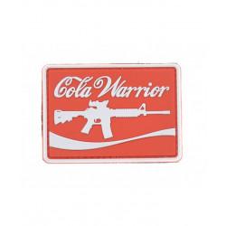 Patch Cola Warrior -