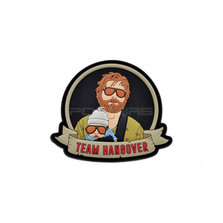 Patch The Hangover Team