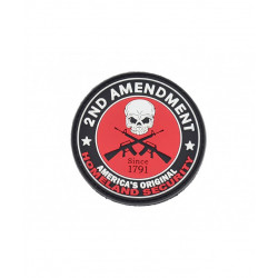 Patch 2nd Amendment -