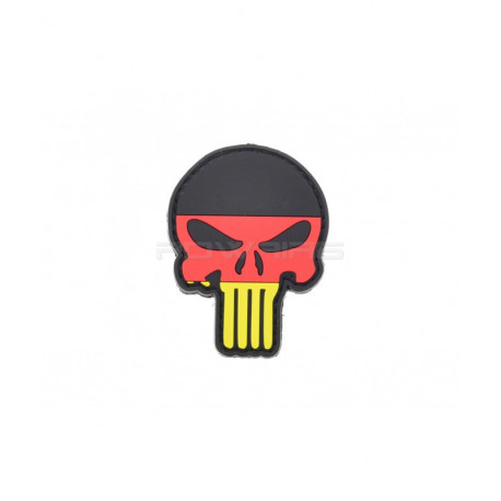 Patch Germany Punisher Flag