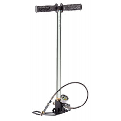 PCP hand pump stage 3 4500 PSI (silver) -