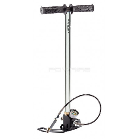 PCP hand pump stage 3 4500 PSI (silver)