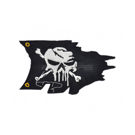 Patch Pirate Jolly Roger Flag