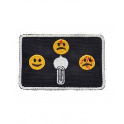 Patch Safe Semi Auto - Black