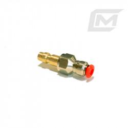 Mancraft QD Fitting gun side 4mm (standard US) -