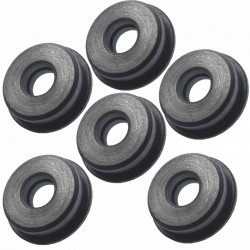 FPS Softair Bushings pleins en acier de 8 mm (B8PA)