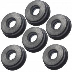 FPS Softair 9mm self-lubricating CNC steel bushings (B9PA)