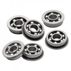 FPS Softair Steel Bearings bushings 8mm extreme mechanical stress (B8CA+)