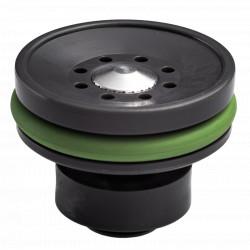 FPS Softair POM piston head for high rof and silence (TPAVP)