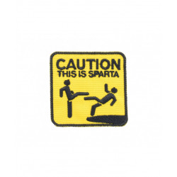 Patch 300 Caution This is Sparta -