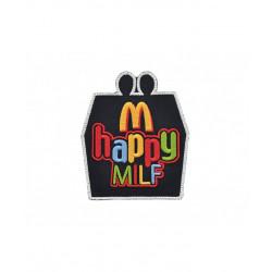 Patch Happy Milf -