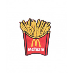 Patch Mc Donald Team -