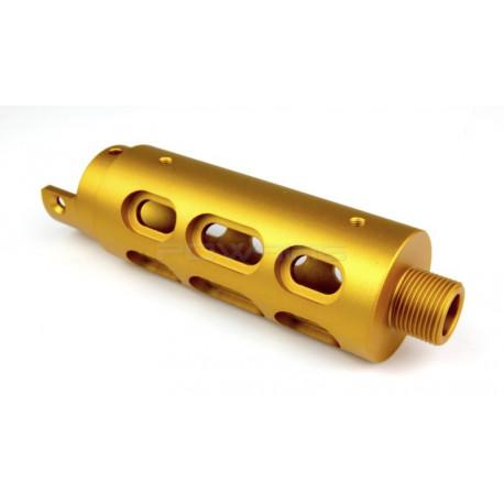 Canon externe CNC aluminium pour AAP-01 OR (sélectionnable) -