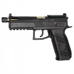 ASG CZ P-09 Optic Ready Gold Co2 1J -